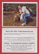 West Germany Franz Beckenbauer 6